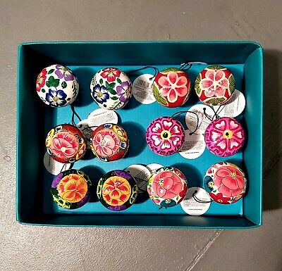 BRAND NEW Floral Drawer Knobs - Variety Of Designs • 2.99£