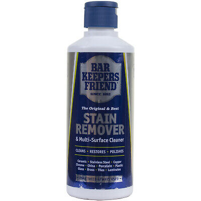 £6.99 • Buy Bar Keepers Friend Stain Remover Multi Surface Cleaner Polish Metal China Glass
