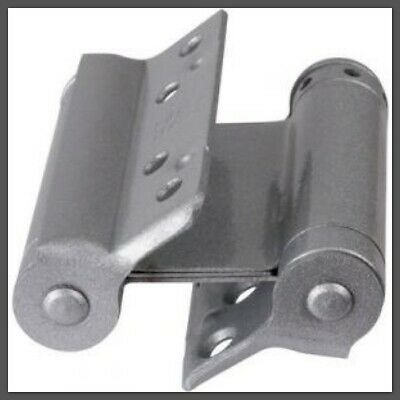 DOUBLE ACTION Spring Hinge 2 Way Saloon Swing Door Restaurant Kitchen Gate 125mm • 39£