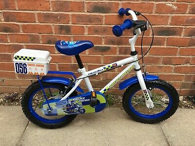 Kids Apollo Police Bike 13.5  Wheel • 15£