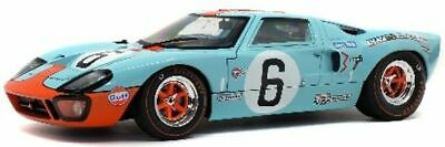 SOLIDO 1803001 Or 1803002 FORD GT40 MK.I Diecast Model Cars Le Mans 1968 1:18th • 46.74£
