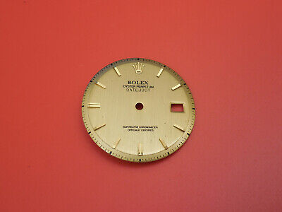 $ CDN250.44 • Buy Rolex Oyster Perpetual Datejust 1601 Piepan Dial For 1520 1560 1570 Movement #2