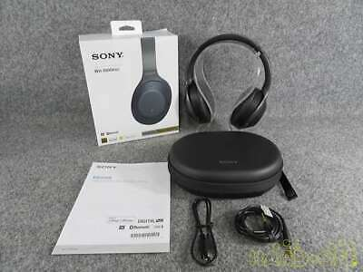 $ CDN494.39 • Buy Sony High Res Sound Source Support 9238800 Wh-1000Xm2Bm Headphone _4644