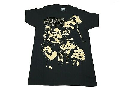 $11.99 • Buy Star Wars Men's T Shirt The Empire Strikes Back Poster Graphic Tee