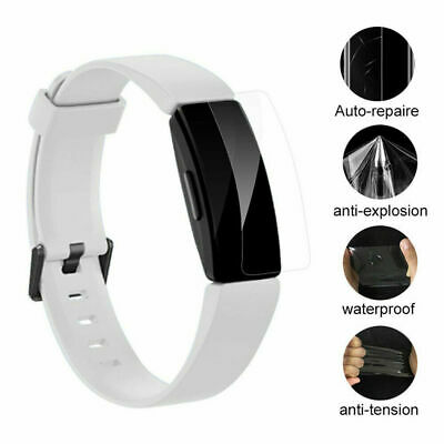 $ CDN3.27 • Buy HD For Fitbit Alta Inspire/Inspire HR Screen Protector Full Cover Hydrogel Film