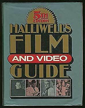 £3.27 • Buy Halliwell's Film Guide : And Music Hardcover Leslie Halliwell