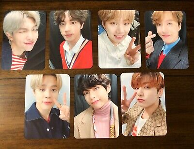 $10 • Buy NEW BTS Map Of The Soul Special Edition Army Bomb Photocard