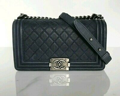 AU4899.99 • Buy Reduced Authentic Chanel Boy Bag - Old Medium