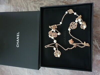 AU550 • Buy Genuine Chanel CC Necklace