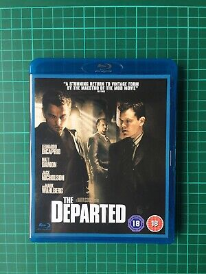 £2.49 • Buy The Departed - Blu Ray