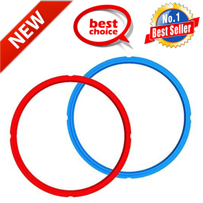 $11.99 • Buy Silicone Sealing Ring 6 Quart For Instant Pot Accessories Blue Green