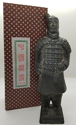 Chinese Terracotta Warrior Statue (Soldier) • 5.99£