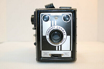 $ CDN70 • Buy Vintage CORONET CONWAY SYNCHRONISED MODEL Camera, Made In England