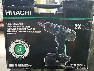 Hitachi Case For WR18DL  NO TOOLS • 18.35£