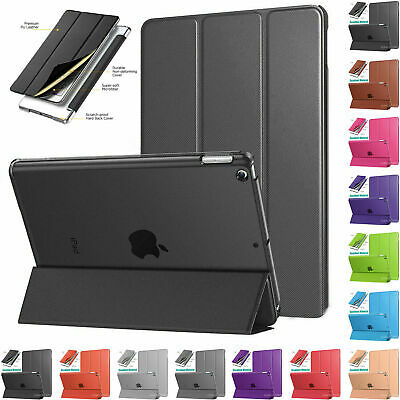 £5.90 • Buy Leather Smart IPad Case Cover Apple IPad Air 9.7 Pro Air 10.5 10.2 7th 8th Gen
