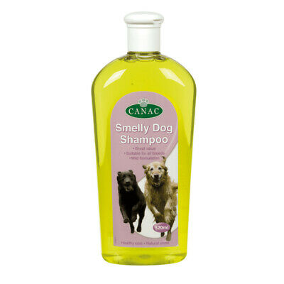 Dog Shampoo Suitable For All Breeds With A Non-Irritant Formulation  • 8.49£