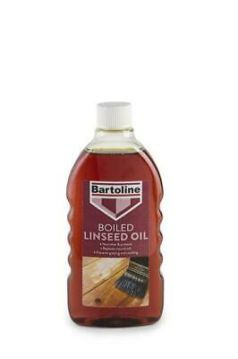 Boiled Linseed Oil - Bring Out The Grain & Natural Lustre Of Your Wood • 6.99£