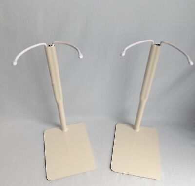 2 Metal Doll Stands For 60 Cm Dolls , Heavy Quality , Other Sizes Also Available • 59.99£