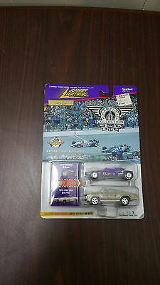 $1.99 • Buy Johnny Lightning Limited Edition Indy 500 1970 Al Unser And Olds 442 Pace Car
