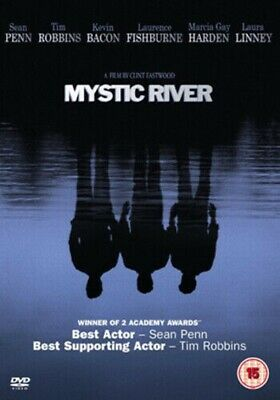 Mystic River (DVD-2004,1-Disc) Region 2. Sean Penn.  A HAUNTING...MASTERPIECE ** • 8.99£