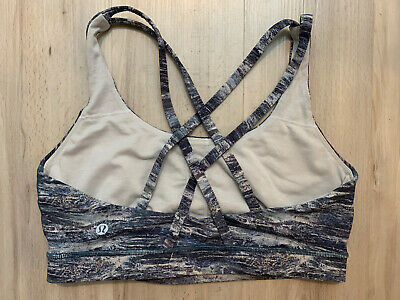 $ CDN52.83 • Buy Lululemon Criss Cross Strappy Sports Bra. Size 10