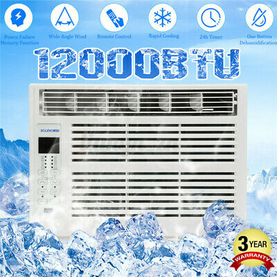 AU366.88 • Buy 3.6KW Window Air Conditioner Refrigerated Wall Box Cooler Summer Q