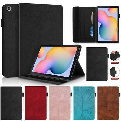 AU15.45 • Buy Leather Flip Stand Case Cover Fr Samsung Galaxy Tab A S5e S6 Lite P610 T290 T515