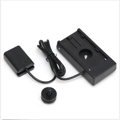 $ CDN40.04 • Buy NP-F970 Transfer NP-FW50 Battery Adapter Mount Plate For Sony A7S A7R A6300 NEX