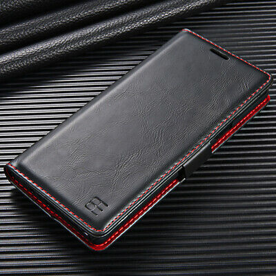 AU13.99 • Buy Case Luxury Leather Wallet Flip Stand Cover For Samsung Galaxy Note 9 S8 S9 S10+