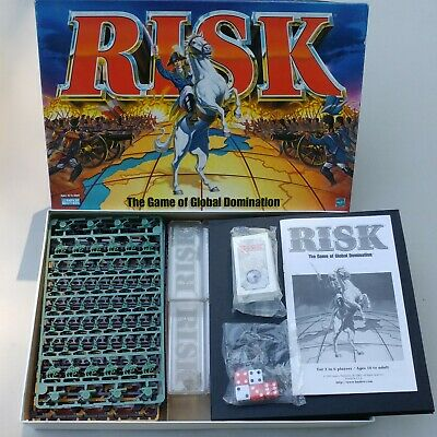 $29.98 • Buy Vintage 1998 Risk Board Game - Unused Complete Open Box - Never Played