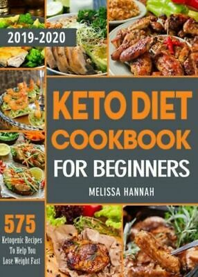 $1.47 • Buy 575 Keto Recipes To Help You Loss Weight Diet Cookbook For Beginners 2020