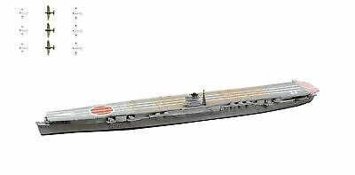 AU20.88 • Buy F-toys 1/2000 Navy Kit Of The World Vol.2 05B IJN Carrier Hiryu - Waterline