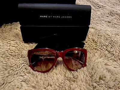 Marc Jacobs Sunglasses With Case • 40£