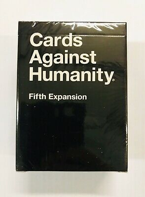 AU9.95 • Buy Cards Against Humanity - 5th Expansion - Pack Of 112 Cards - Free Postage