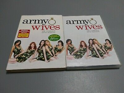 £9.27 • Buy Army Wives: The Complete Fifth Season (DVD, 2011, 3-Disc Set) LIKE NEW!