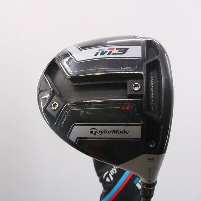 $ CDN328.91 • Buy TaylorMade M3 440 Driver 9 Degrees Graphite Rogue MAX 65-S Stiff Flex 69845G