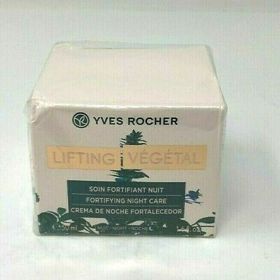 AU41.78 • Buy Yves Rocher Lifting Vegetal Fortifying NIGHT Care 50 Ml./1.7 Oz Exp 09/22 New!