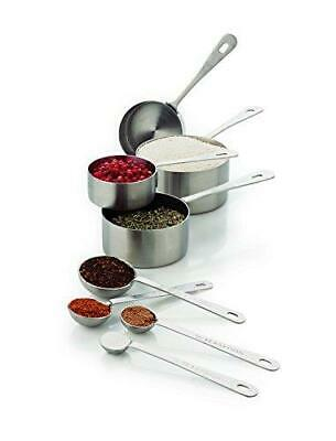 $38.99 • Buy Amco Professional Performance Measuring Cups And Spoons, Set Of 8, Assorted -