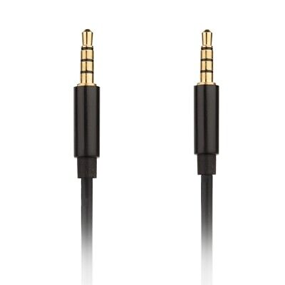 Audio Cable For V-Moda CrossFade M-100 & M-80 & LP2 Headphones Replacement Lead • 4.95£