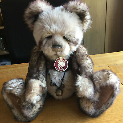 Charlie Bears Secret Collection Bear - PANDY - Retired • 55£