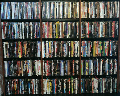 Huge Collection Of DVD Movies #3. Take Your Pick. Discount On Quantity • 1.45£