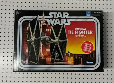 $ CDN73.41 • Buy Star Wars Vintage Collection Imperial Tie Fighter Vehicle Walmart *Exclusive*