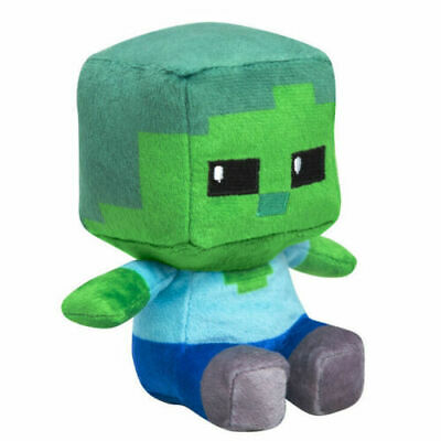 AU14.99 • Buy Minecraft - Crafter Zombie 4.5  Plush