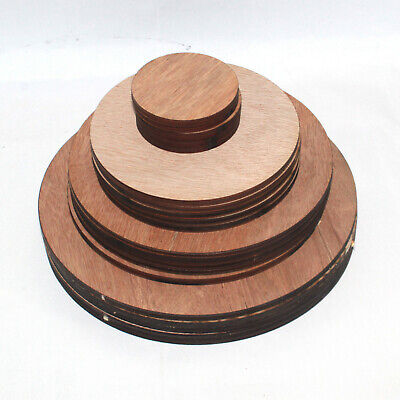 Cake Boards Mixed Pack 5mm 5 Of Each Of 2.5inches, 5inches, 6.5inches & 8inches • 14.99£