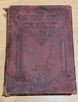 £29.99 • Buy The Great War. Volume 7 (Publ.1916) - H W Wilson, (illustrated) Amalgamated Pres