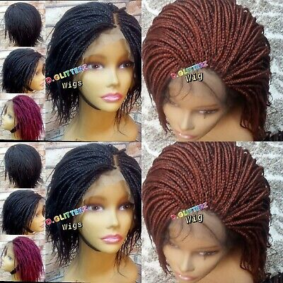 $130 • Buy African Braided Feathers Wig