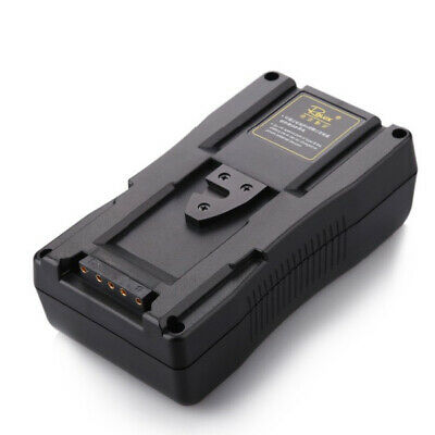 AU235 • Buy AU*Rolux RL-130S Li-On Rechargeable V-Mount Lock Battery 130Wh