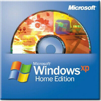 Microsoft Windows XP Home Edition SP3 - CD-ROM (N09-02215) • 129.99£
