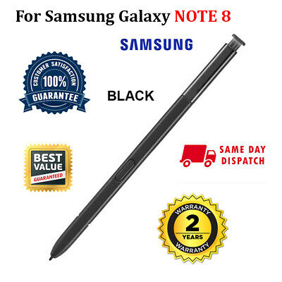 $ CDN18.79 • Buy Original For Samsung Galaxy NOTE 8 Stylus S Pen OEM Replacement Pencil NEW BLACK