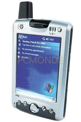 HP IPAQ H6300 PDA Pocket PC GSM SmartPhone Edition H6340 - French OS (FA203A#ABF • 799.99£